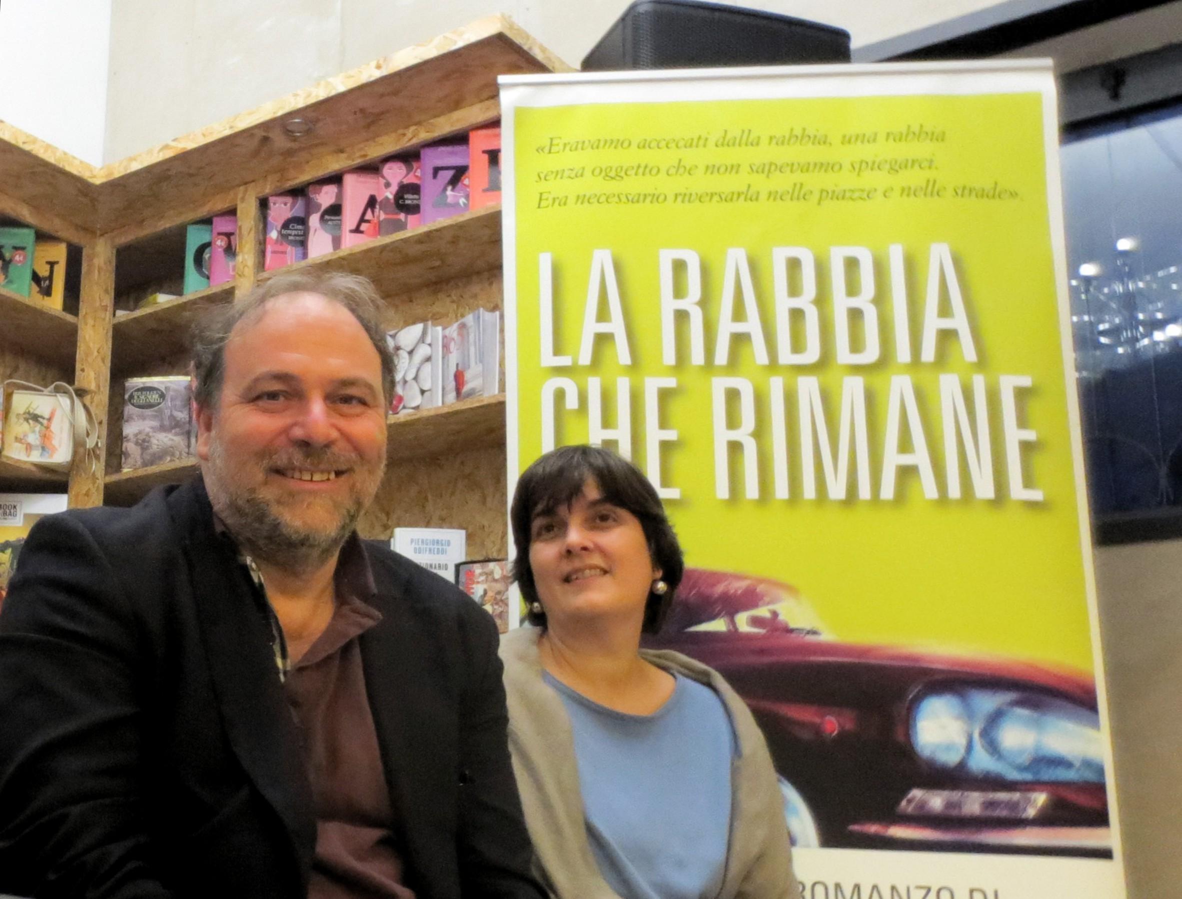 #Librinfestival, Laura Arduini, Paolo Di Reda