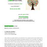 programma #Librinfestival 2017