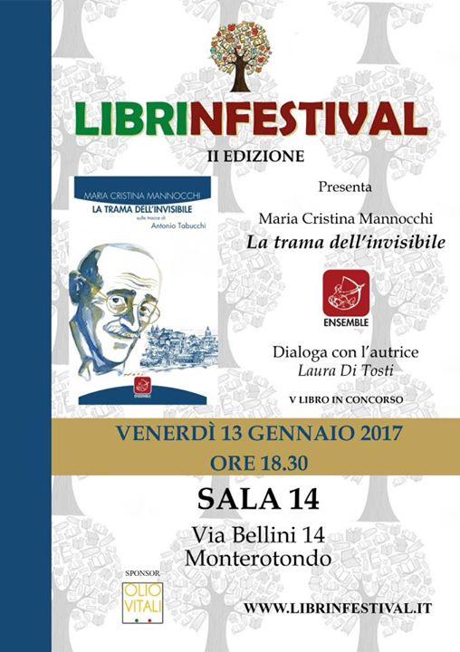 La trama dell'invisibile, Maria Cristina Mannocchi, Ensemble
