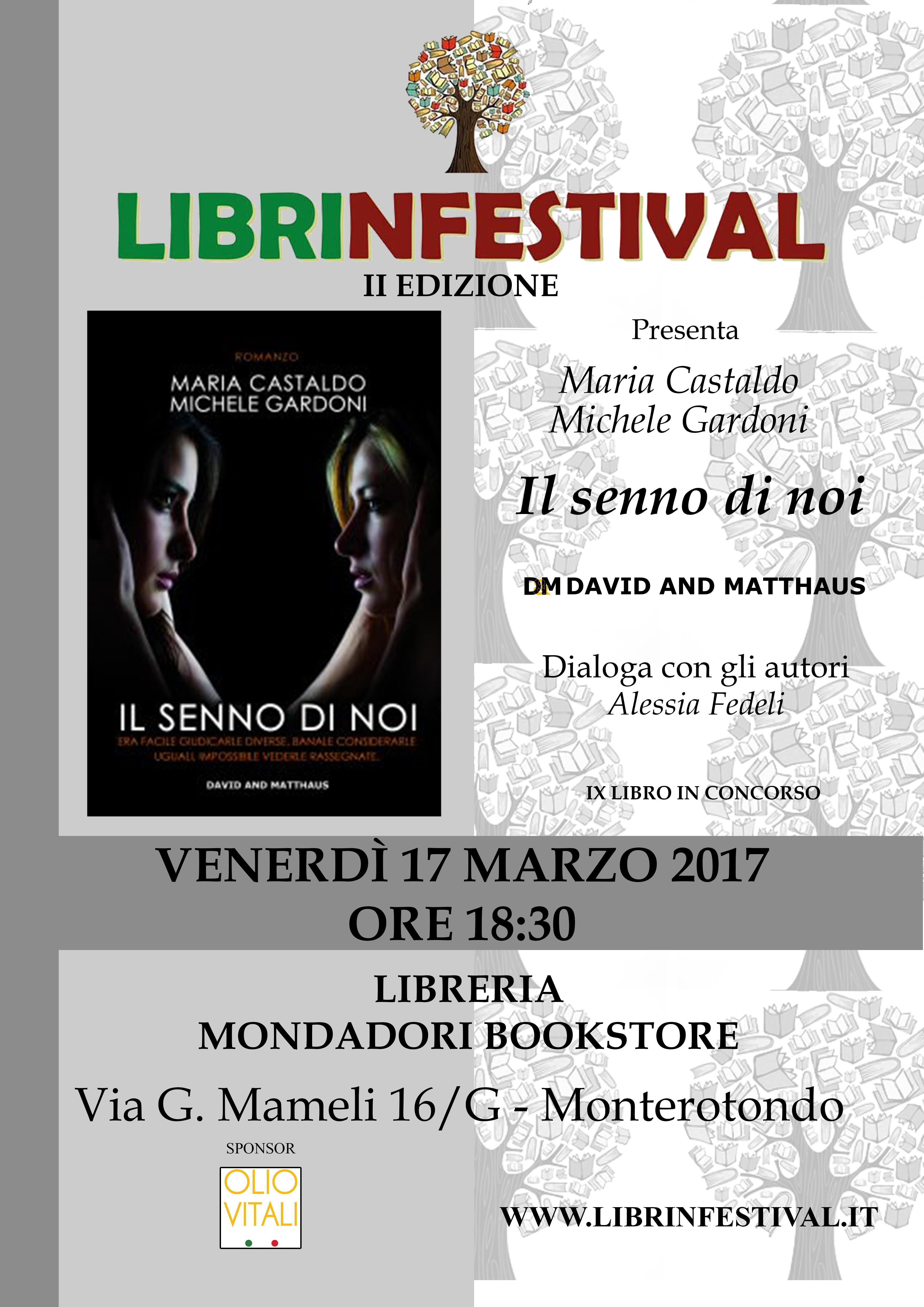 Il senno di noi, Maria Castaldo, Michele Gardoni