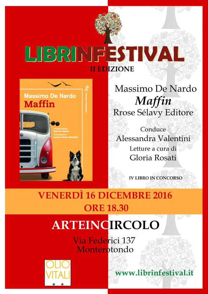 Maffin, Massimo De Nardo, Rrose Sélavy Editore