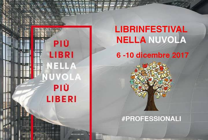 #Librinfestival, Più libri più liberi, Nuvola Fuksas,