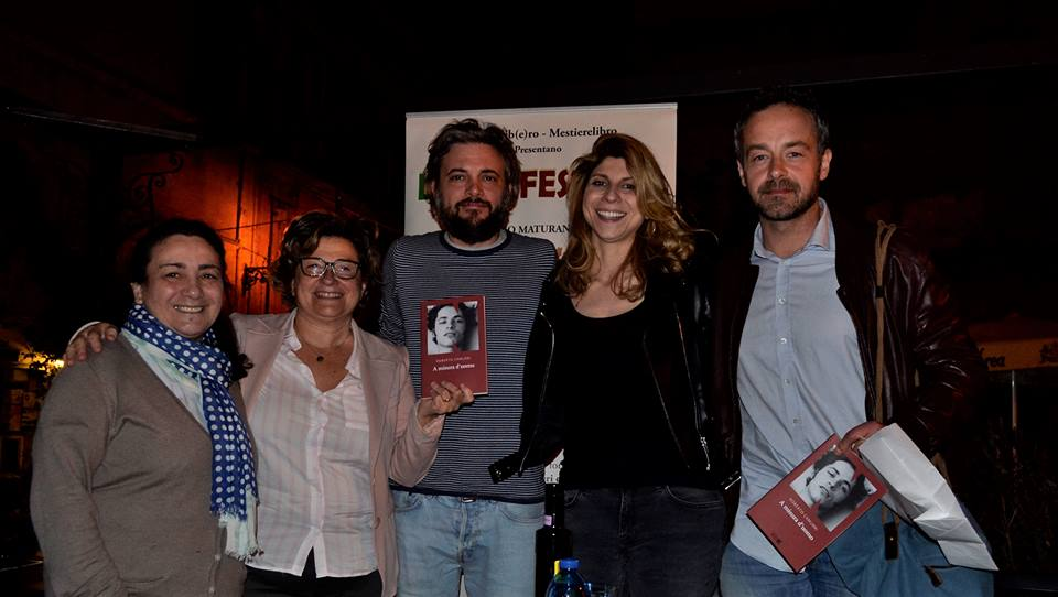 #Librinfestival, Roberto Camurri, #Camurri, NNEdizioni, A misura d'uomo
