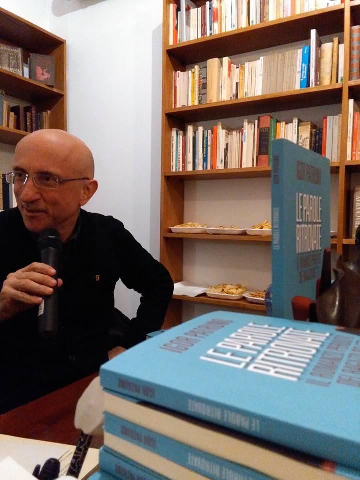 Igor Patruno, Le parole ritrovate, POnte sisto Edizioni, #Librinferstival