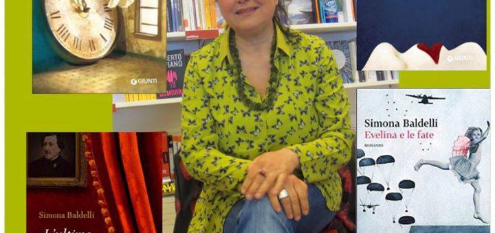 Simona Baldelli, Laboratorio di scrittura#Librinfestival,