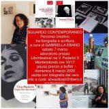 Workshop tra fotografia e scrittura, Gabriella Ebano, Tina Modotti, #Librinfestival,